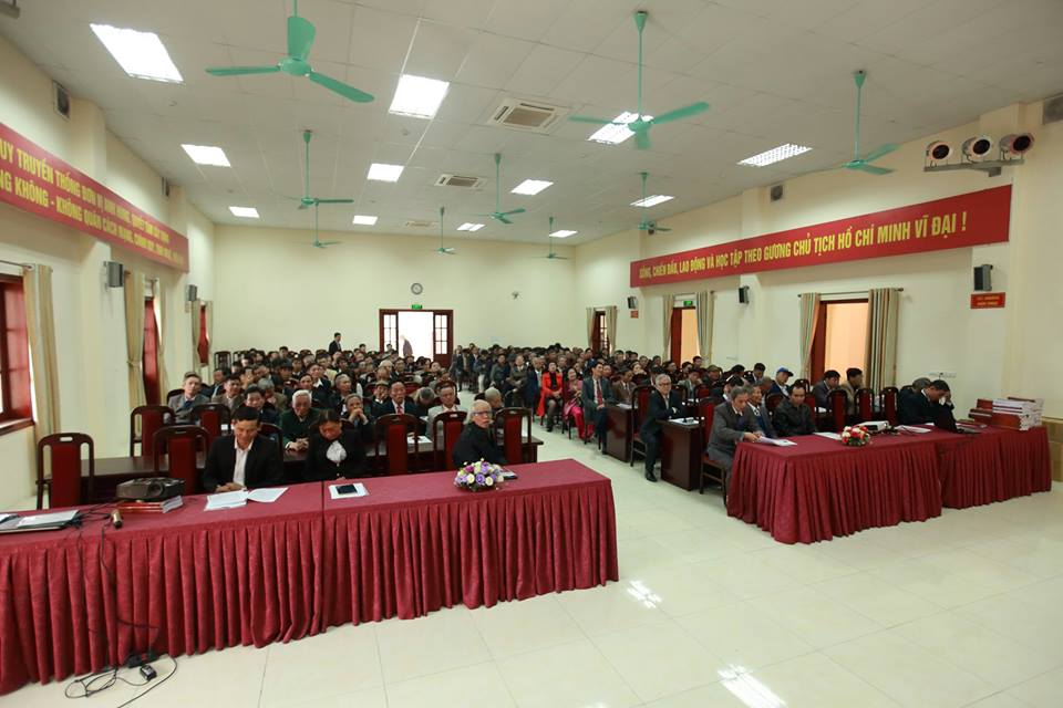 Danh sách các dòng họ và cá nhân đóng góp ủng hộ tổ chức Hội nghị họ Nhữ Việt Nam lần 2