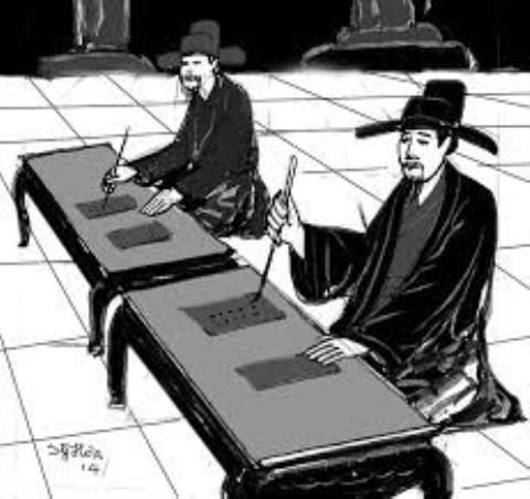 Câu đối của các danh nhân thời Trịnh-Nguyễn phân tranh, Tây Sơn và Nguyễn (Phần 2)