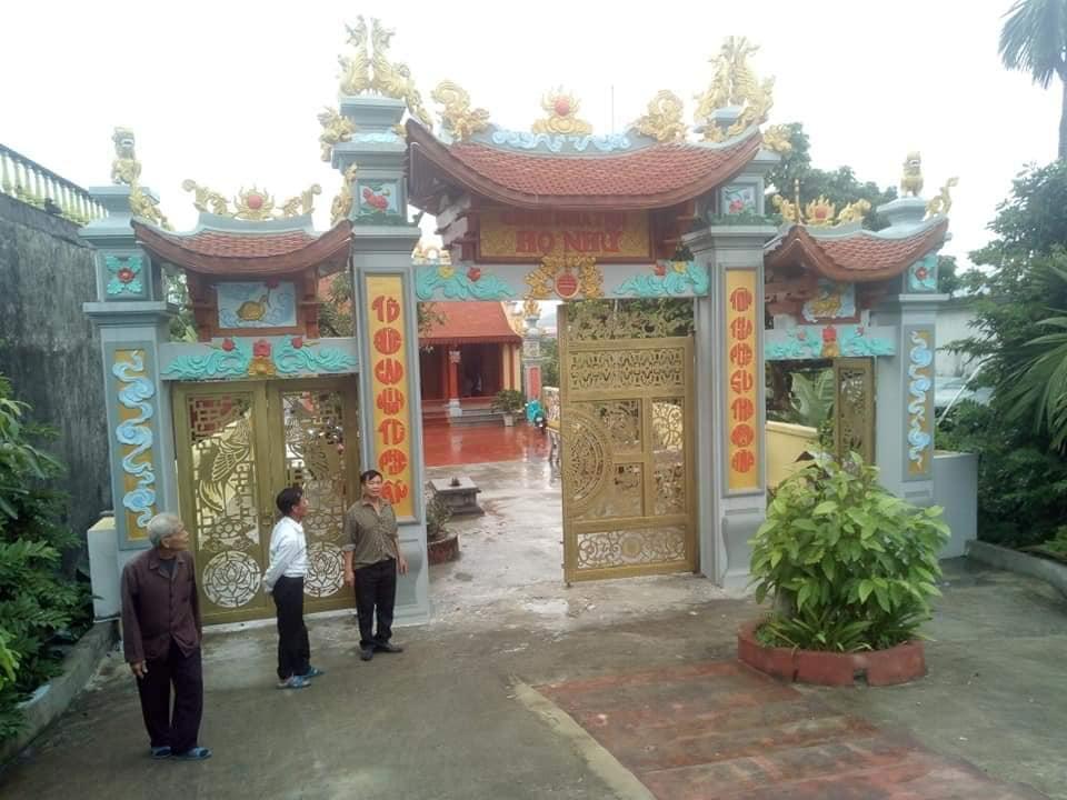 Họ Nhữ Thanh Khê, Hà Nam tổ chức lễ dâng hương cúng Tổ 04.6.2020 ÂL