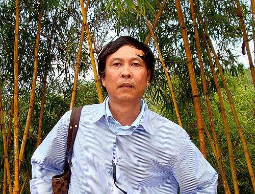 Nhà thơ Nguyễn Việt Chiến